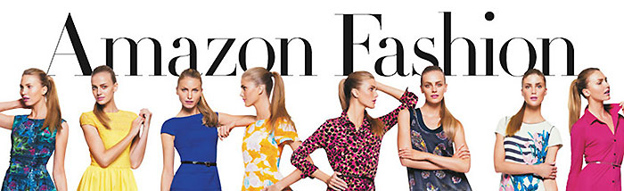 Amazon Fashion Banner