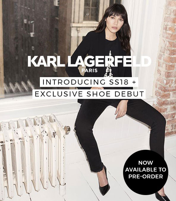 Karl Lagerfeld Paris for Long Tall Sally North America