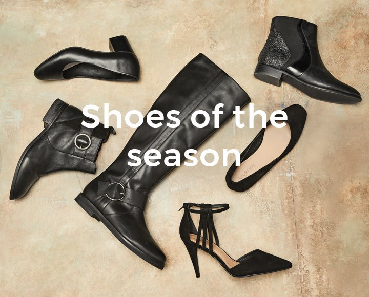 Long Tall Sally USA & Canada: Shoes of the season
