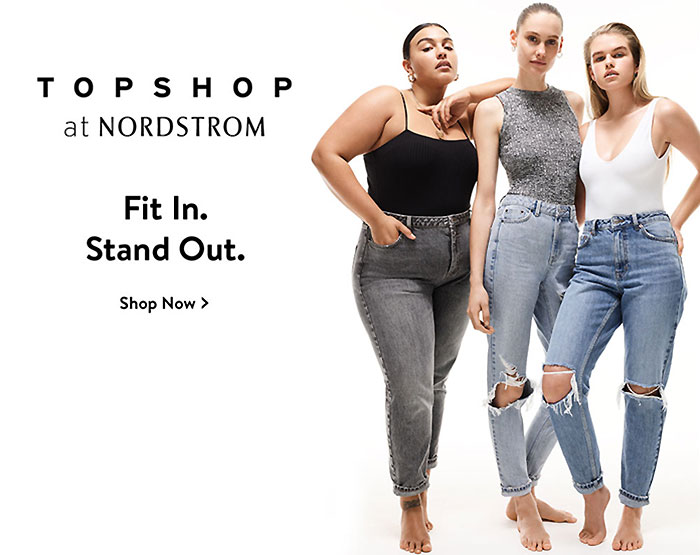 Topshop at Nordstrom