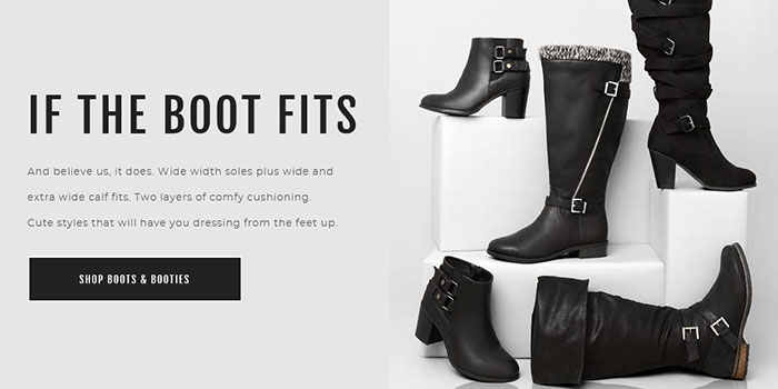 Torrid: Take 25% off new boots