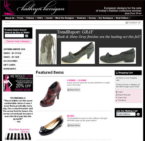 KathrynKerrigan website
