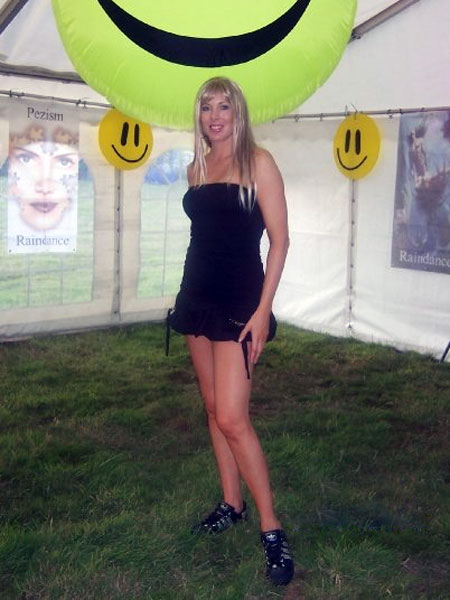 Tall Woman Of The Month 2009